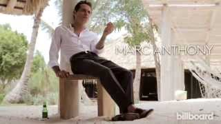 Marc Anthony: The Billboard Cover Shoot Behind the Scenes + Q&A