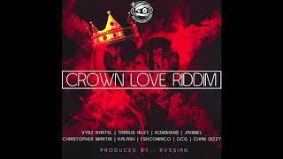 MP4 1080p Tarrus Riley   Don't Come Back   Crown Love Riddim   Head Concussion Records