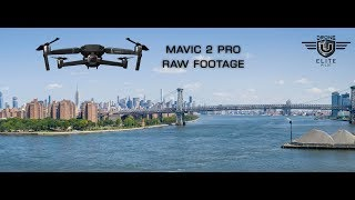 DJI Mavic 2 Pro Raw footage First Flight 4K 29.97 No ND Filter