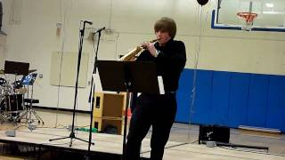 Bon Jovi-It's My Life soprano sax