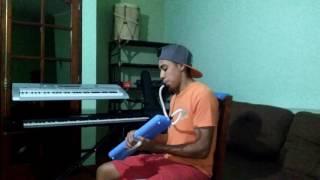 Te Quiero Pa Mi - Don Omar Ft. Zion Y Lennox melodica cover