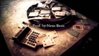 Instrumental Rap Beat Trap/Sombre/Lourd - 2017 | Prod. by Nesta Beats