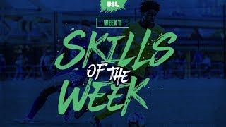 USL Skills of the Week - Week 11