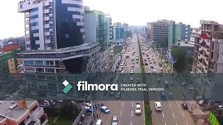 addis ababa new view 2018(ethiopia)