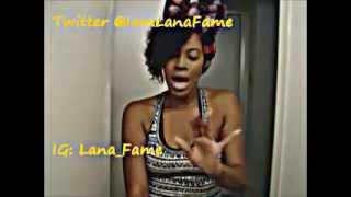 August Alsina - I Luv This Shit | Lana Fame Cover