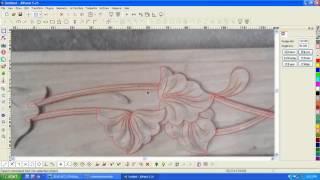 Hướng dẫn vẽ mẫu điêu khắc cnc bằng JDpaint
