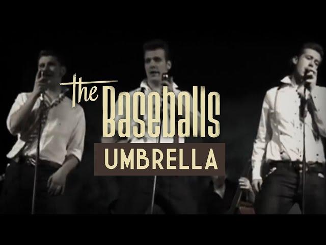 Video oficial de The Baseballs Umbrella