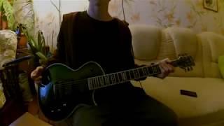 Sum 41 (DTLI) - Hooch (guitar cover) Good Quality