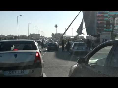 Morocco Mall – Bd. de l'Ocean Atlantique – Bd. de Barritz (27-11-11)