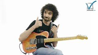 Joshua Redman - Hide & Seek saxophone intro Guitar Lesson | How to Play