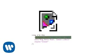 "Big Data - ""Clean (feat. Jamie Lidell)"" [LYRIC VIDEO]"