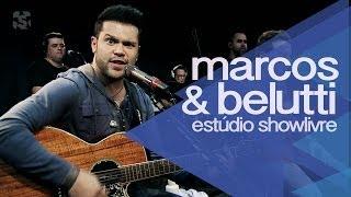 """""""Perdoa amor"""" - Marcos & Belutti no Estúdio Showlivre 2014"""