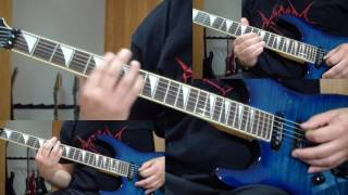 Bloodbath -   Outnumbering the Day (guitar cover)