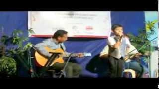 "Osler's Performance of ""Zumba Na Caneca"""