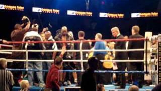 """Mariachi Divas Live """"Sangre Caliente"""" HBO Boxing Chris Arreola 11-29-08"""