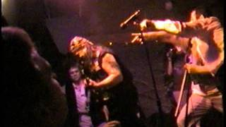 Rancid Vat live Hippie Punk (ANTiSEEN cover) w/ Limecell at Upstairs At Nicks 10/17/98