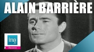"Alain Barrière ""Ma vie""   Archive INA"