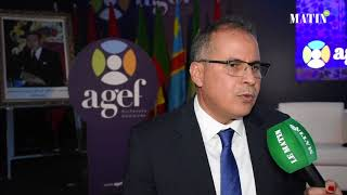 Mohamed Fikrat : le colloque AGEF est une source d'inspiration pour les DRH