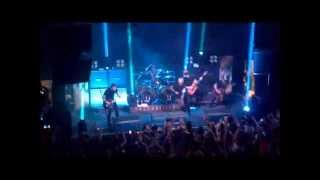 Memphis May Fire The Sinner Live @ Summit 3/16/14