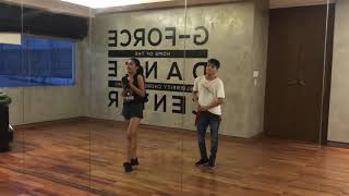Cardi B - Bodak Yellow (Short Dance Cover with Gforce Eljohn)