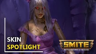 Dreadful Doll Izanami Skin Spotlight