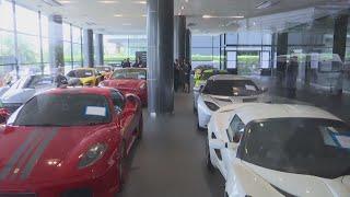 Luxury cars stolen in UK seized in Thailand