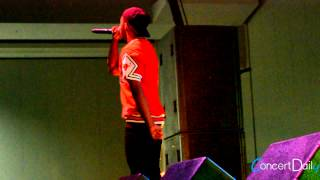 Diggy Simmons performing 'Mrs.Right' & 'Copy,Paste' Live at FSO