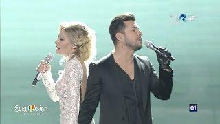 """Doru Todoruţ feat. Irina Baianţ - """"The Voice""""   Semifinala Eurovision România 2016"""