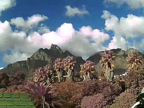 Timelapse Video – Table Mountain – 05/06/2011