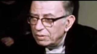 Jean-Paul Sartre on bourgeois society