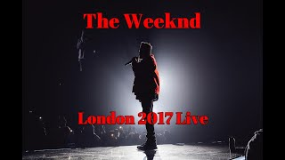 The Weeknd - Secrets Live in London 2017