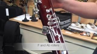 Fox Renard 242D bassoon -  Unboxing