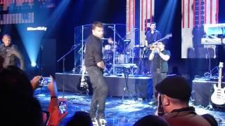 Ricky Martin LA BOMBA - live at iHeart Radio Theater 2/10/15