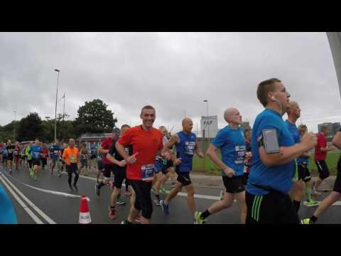 h c a marathon