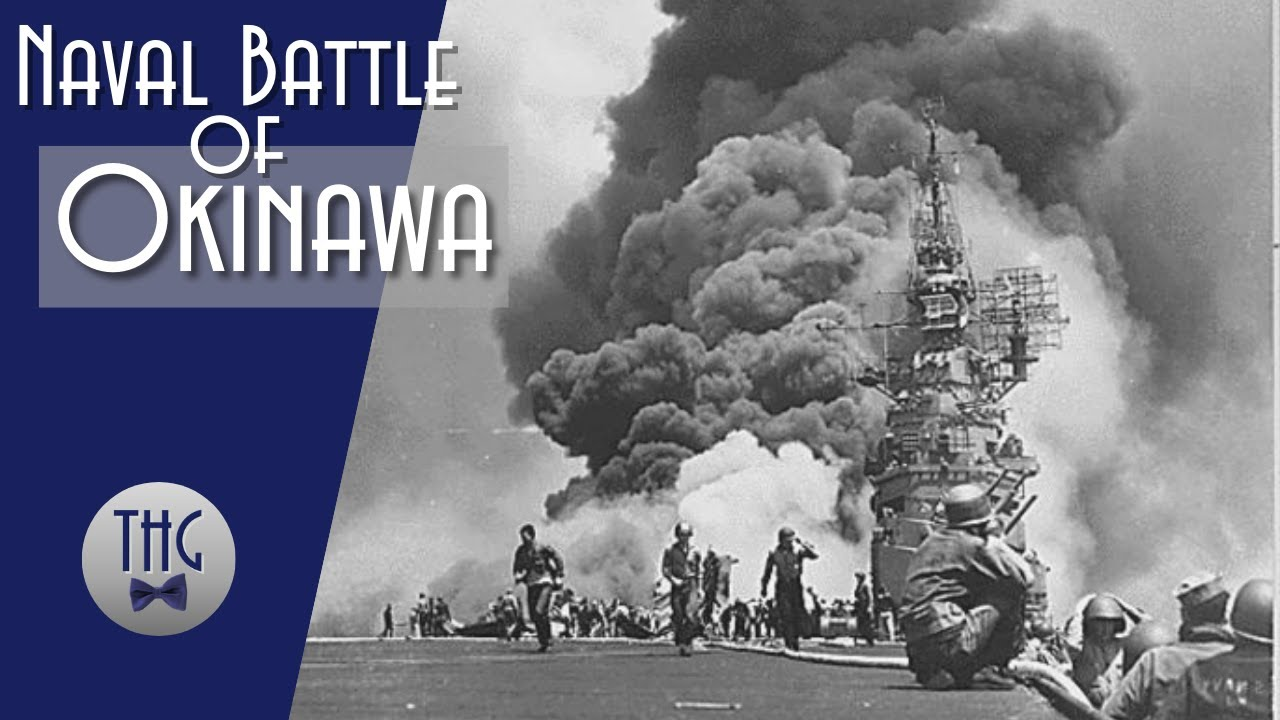 The Naval Battle of Okinawa