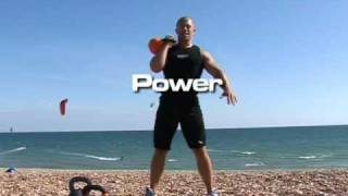 BRIGHTON KETTLEBELLS TRAINING VIDEO WITH CHRISTIAN VILA
