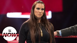 How Stephanie McMahon is training for WrestleMania 34: WWE Now
