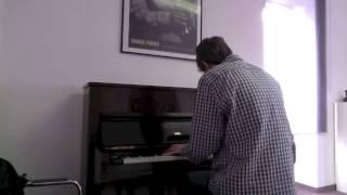 Eternity (Robbie Williams) Piano Cover
