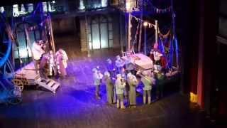 """Iasii in carnaval"" (Teatrul National ""Vasile Alecsandri"") la Chisinau, 2015 Fragment 2"