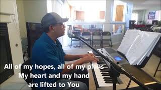 I Offer My Life - Don Moen (Cover) by Josil Tayson Live Keyboards