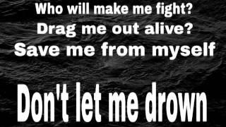 Bring Me The Horizon- DROWN (lyrics)