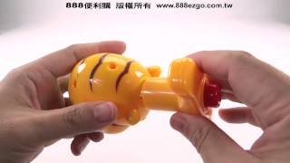 聲光音樂打陀螺(唱兩隻老虎)(ST)【888便利購】文具批發、玩具批發