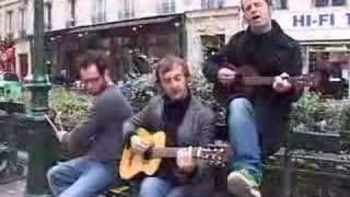 Dionysos - Oh When The Saints + L'Homme Sans Trucage - live