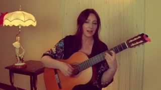 Dindi - A C Jobim (Acoustic Cover English lyrics)