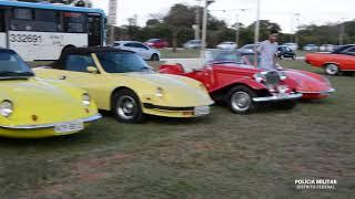 III Encontro de Carros Antigos da PMDF