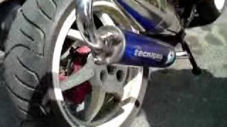 Iserlohn Tuning Roller Kreidler