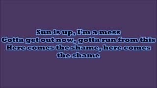 Sia - Chandelier Male Instrumental + Lyrics on Screen