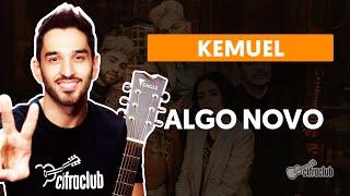 Videoaula APRENDA A TOCAR ALGO NOVO DO GRUPO KEMUEL