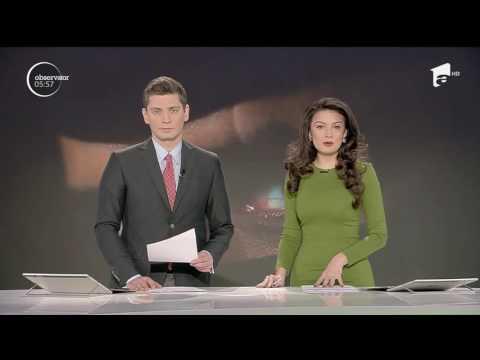 Observator TV 09/12/2016 - Ştirile zilei