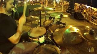 """""""Solteiro de Novo"""" - Drum Cam - Vic LIma"""
